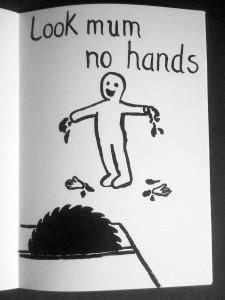 noHands